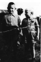 Pieter en Arie